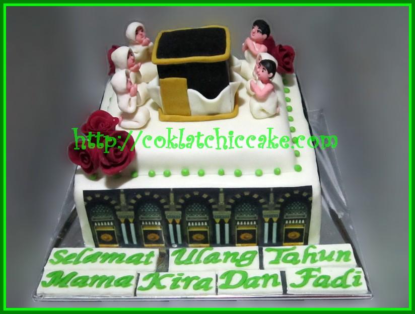 Cake kabah
