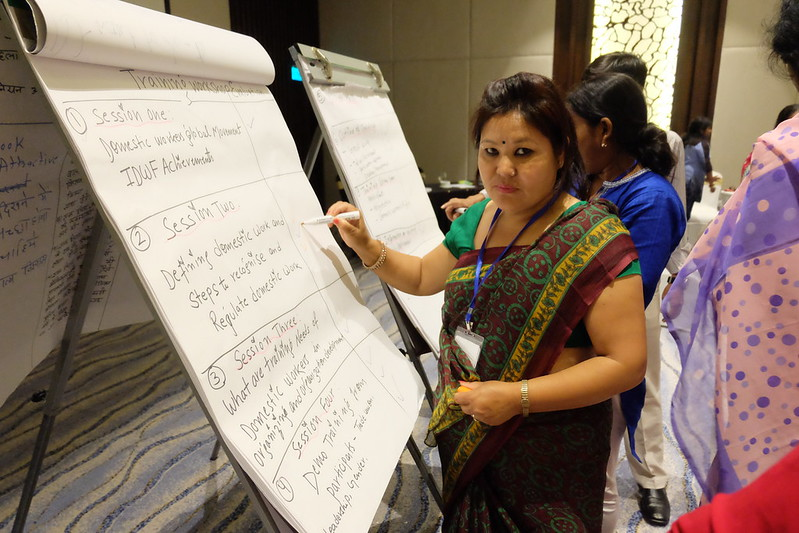 2015-7-27~29 South Asia DW Trainers' Workshop
