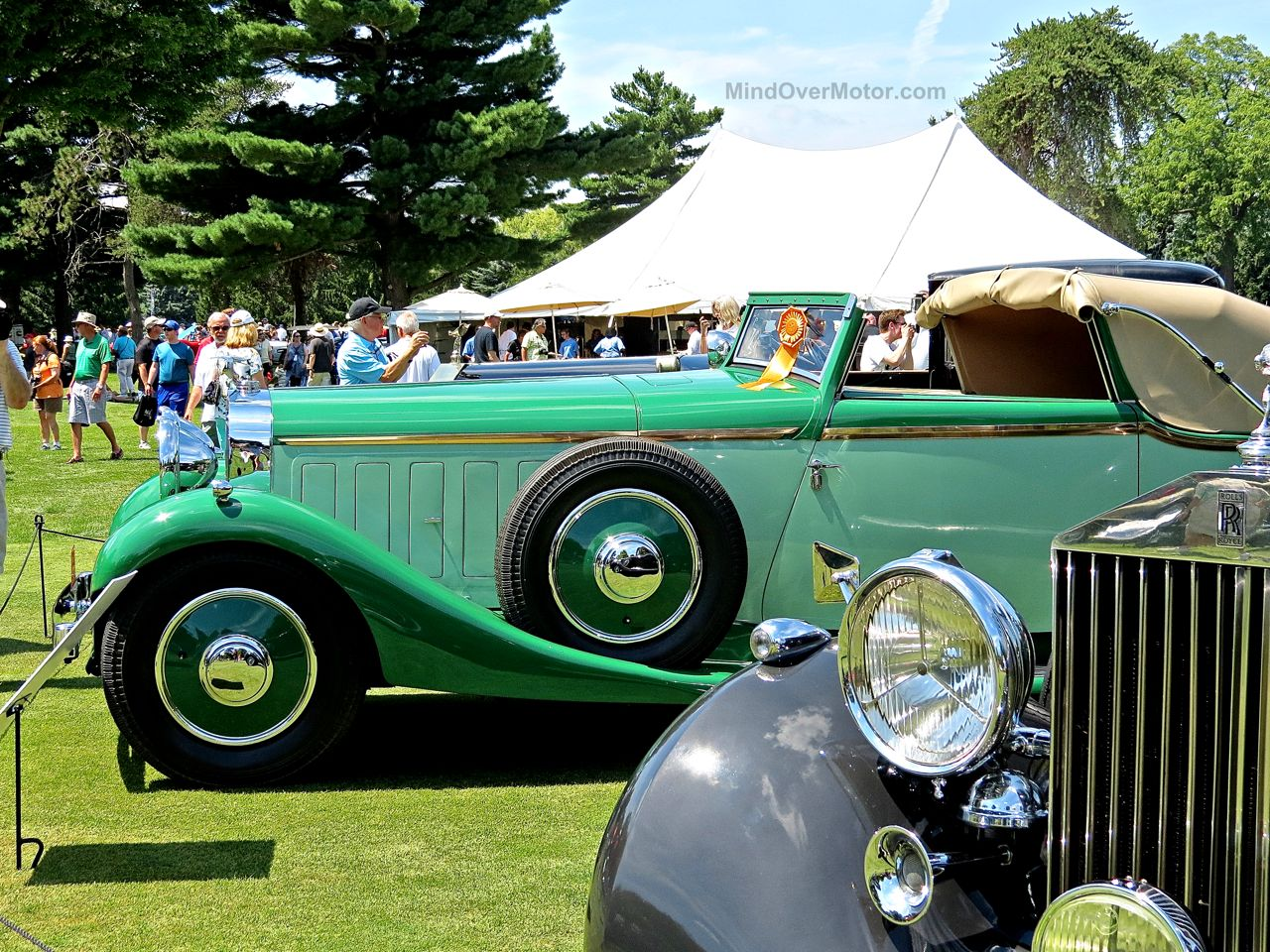 Hispano Suiza Concours of America 1