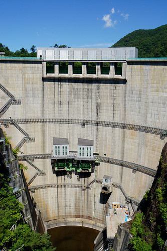 川俣ダム(栃木)