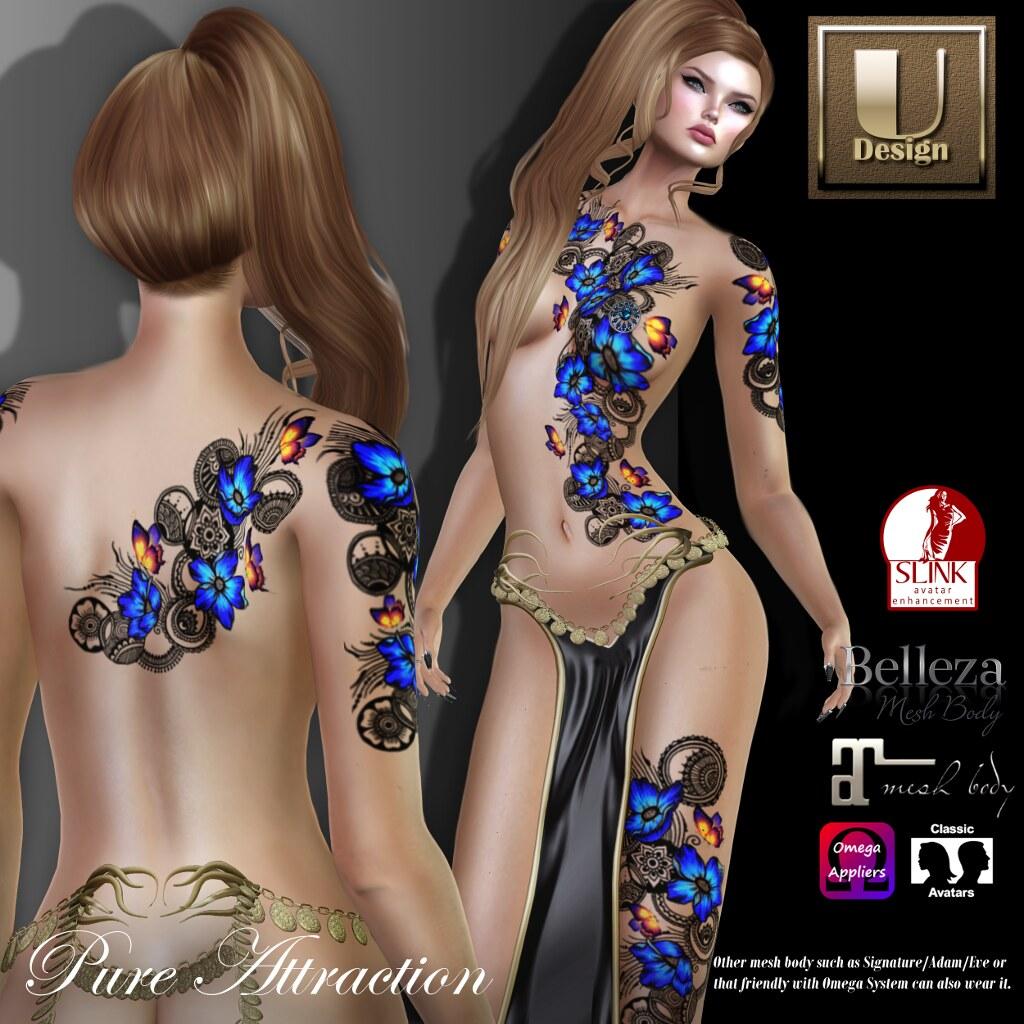 U-Design : Pure Attraction