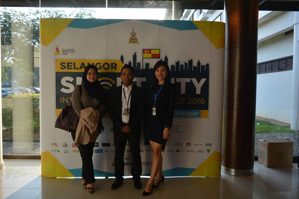 Selangor Smart City International Conference - Day 1
