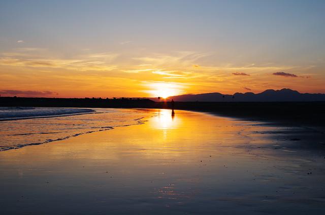 sunset, Pentax K-5, smc PENTAX-FA 35mm F2 AL