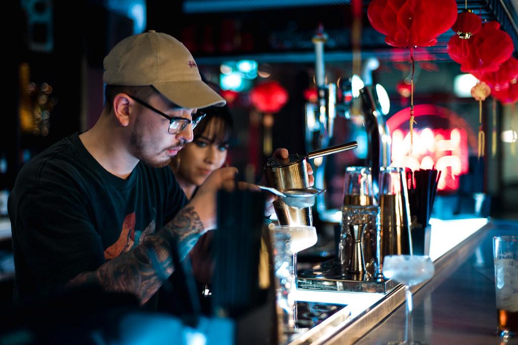 Beers & Cameras at Hanbao