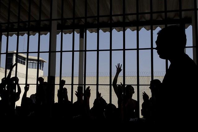 """Os presos rogam benefícios, como os encontros íntimos, enquanto a administração requer que eles sejam """"bem comportados""""  - Créditos: Agência Brasil"""