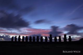 Easter Island - Tongariki