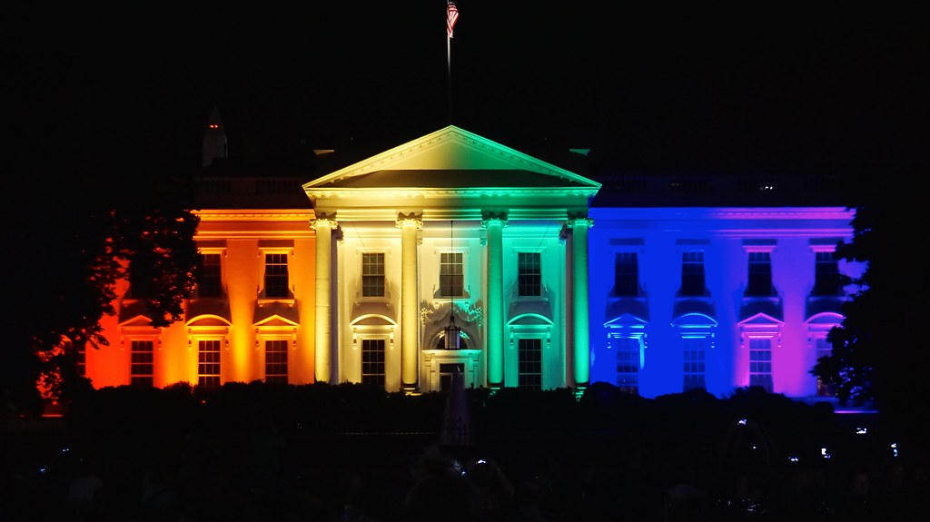Celebrating a new America #lovewins 58242
