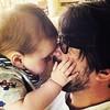 I love my little boy :heartbeat: (Photo by @spallerina)