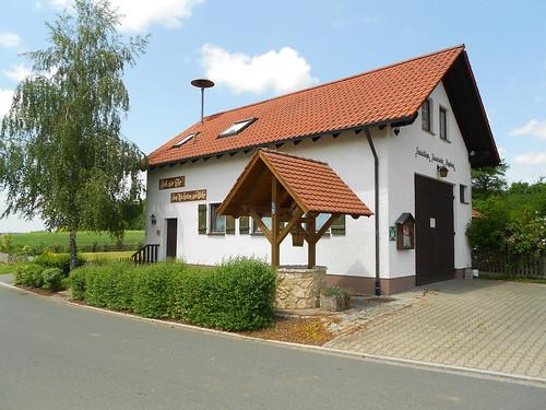 Feuerwehrgerätehaus Poppberg