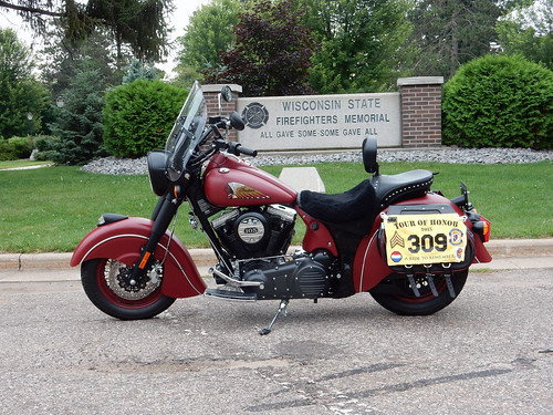 07-24-2015 Ride - ToH WI3 State Firefighters Memorial
