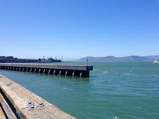 Golden Gate Bridge !