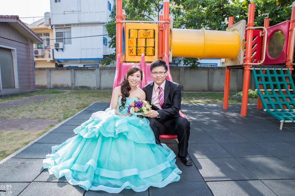 婚禮紀錄-高雄-展誠&鳳綿-文定午宴 X 吉喜海鮮餐廳 (101)