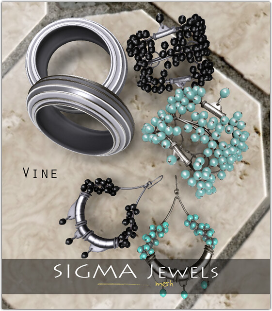 SIGMA Jewels/ Vine