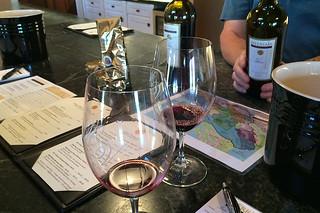 Merriam Vineyards - Wine tasting 2