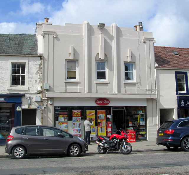 Peebles Former Cinema