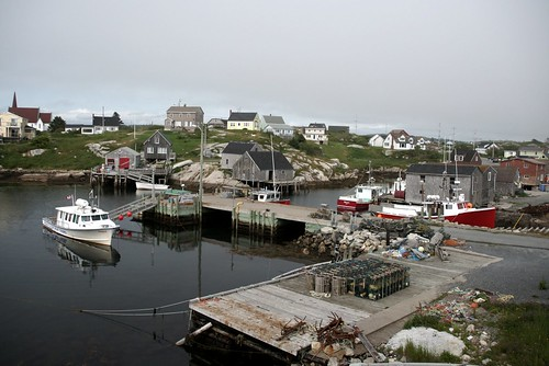 Pretty Peggy's Cove