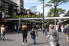 De Lijnbaan in Rotterdam