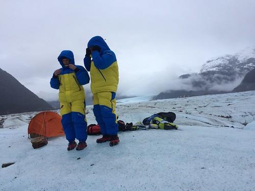 Nahila Hernandez 100K en la Patagonia