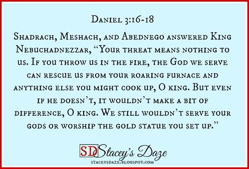 Daniel 3 16 18