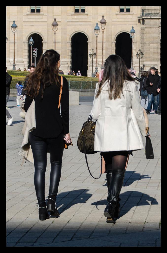 Noir et blanc - Black and white