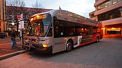WMATA Metrobus 2009 New Flyer DE40LFA #6492
