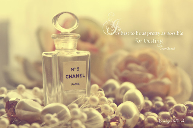 My Grandmother's, it was her favorite perfume.
