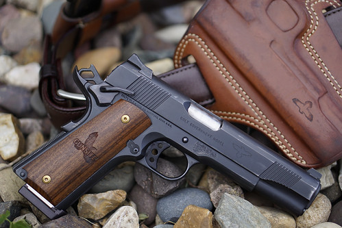 Colt Gunsite Pistol