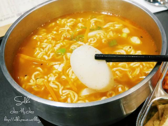 中山站韓式料理年糕 (5)