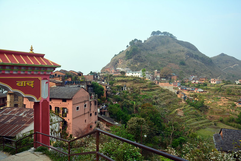 Nepal - Bandipur - Overview - 6