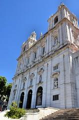 Lisbon, Igreja de São Vicente de Fora