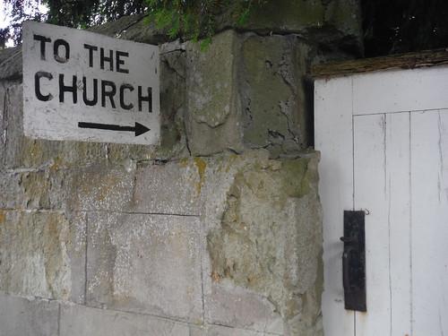 towards St. Michael, Compton Chamberlayne