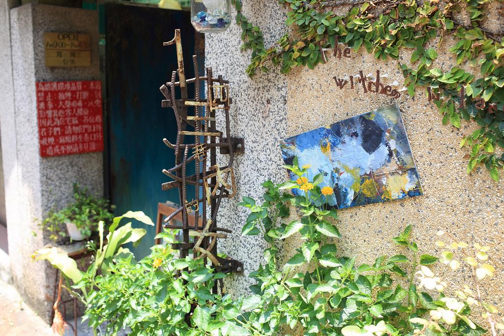 20150615-1台南-134巷內的女巫's (1)