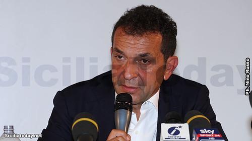 """""""Treni del Gol"""": Daspo di 5 anni a Pulvirenti e Cosentino. Palazzi chiede Catania retrocesso in Lega Pro a -5$"""