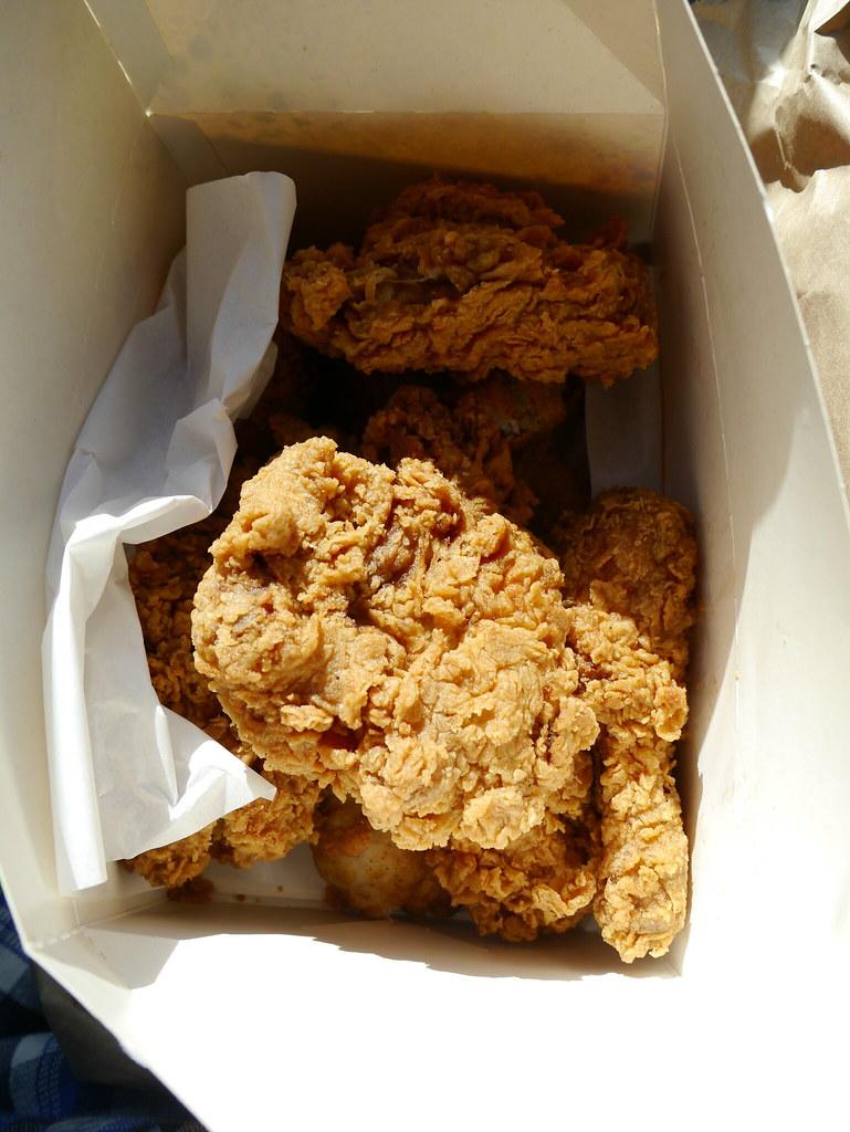 A poem a day - Haiku - Fried chicken