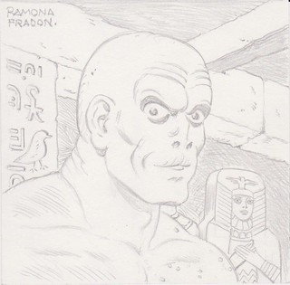 Metamorpho by Ramona Fradon