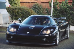 Another Day ... Another Koenigsegg ... This Time an CCXR