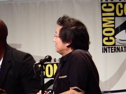 Heroes Reborn Panel SDCC 2015