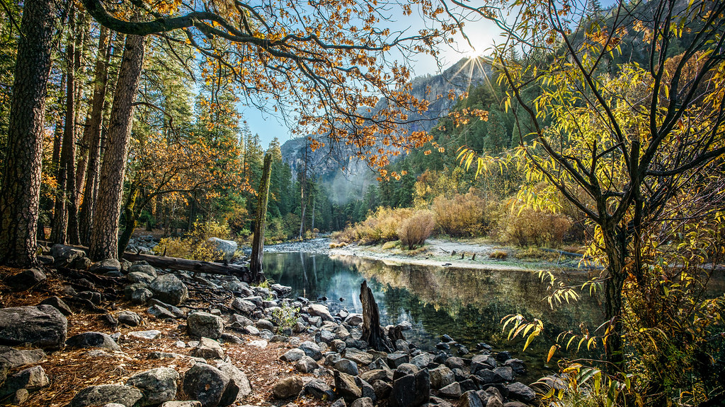 Yosemite national park, California, United States picture