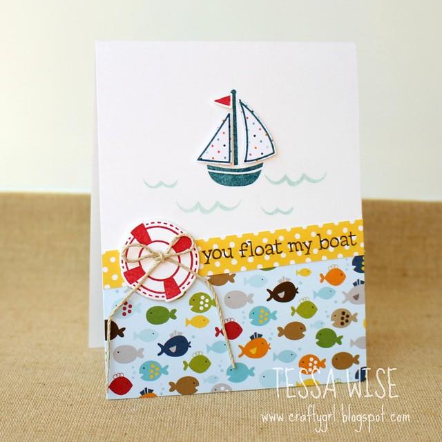 Boat Card