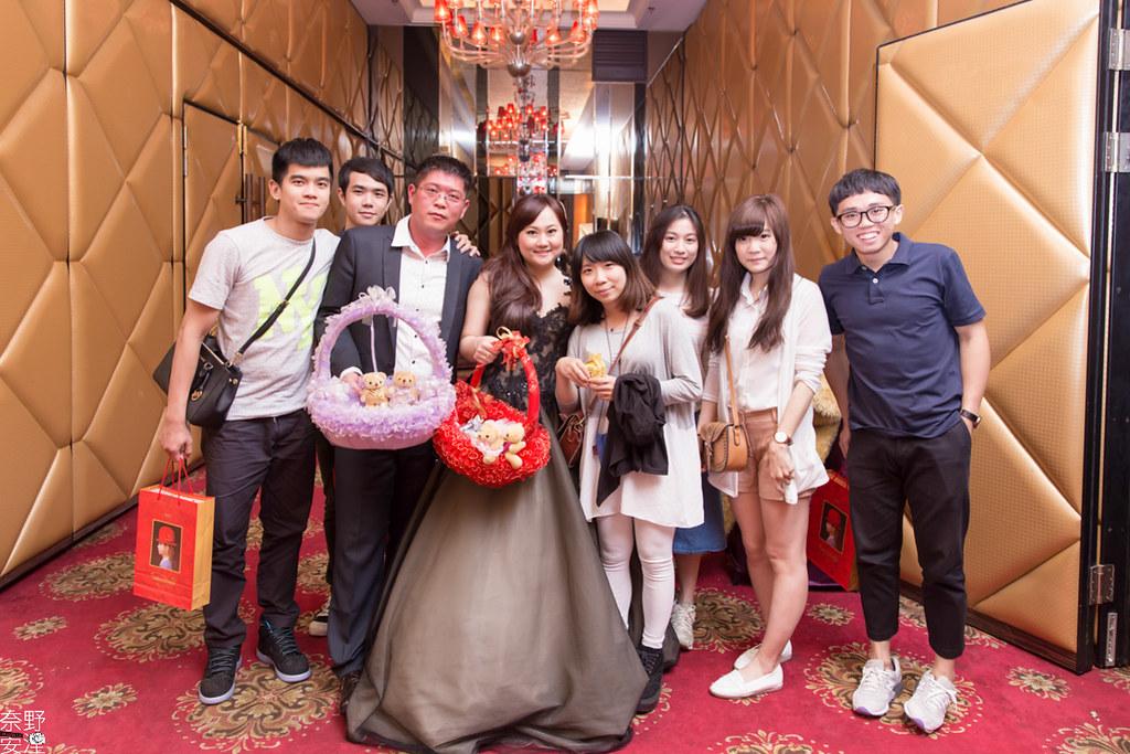 婚禮攝影-高雄-晚宴-士元&馨予 X 享溫馨囍宴會館  (73)