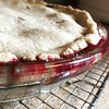 The word for the day is Pie. #berries #nom #glutenfree