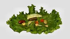Food Porn:  Three Bean Salad (Nouvelle Cuisine)