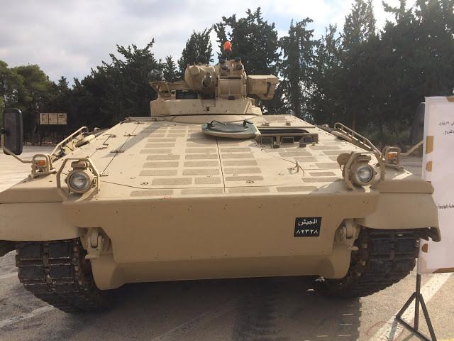 Η αναβάθμιση Marder 1A3 εισήλθε σε υπηρεσία το 1989.