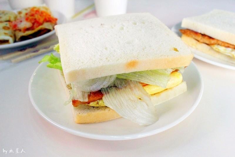 31355009242 9bc8f6a332 b - 熱血採訪 | 台中北區【夏茶爾活力餐飲】興大有名的肉蛋吐司,一中街也吃得到!