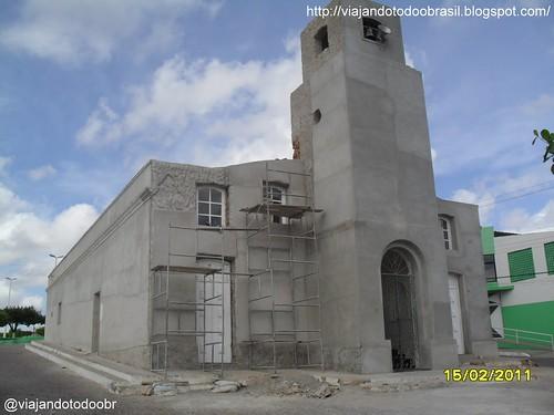 Poço das Trincheiras - Igreja de São Sebastião