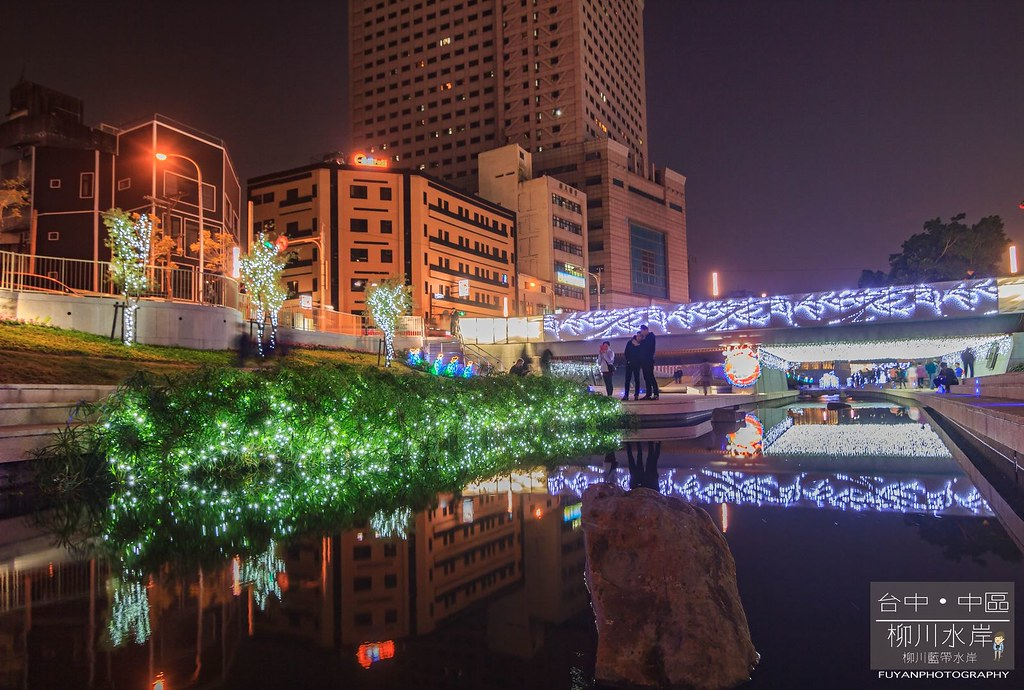 台中柳川水岸33