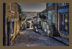 The Bronte's & Haworth