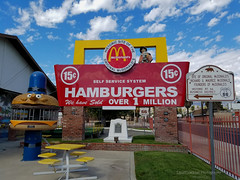 Original McDonald's Site and Museum