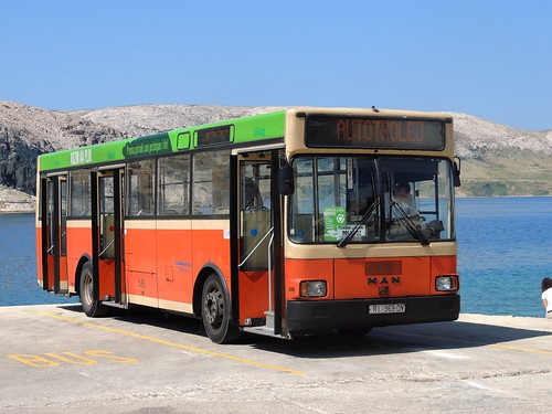 buses coaches croatia autotrolej avtomontaža man sü220