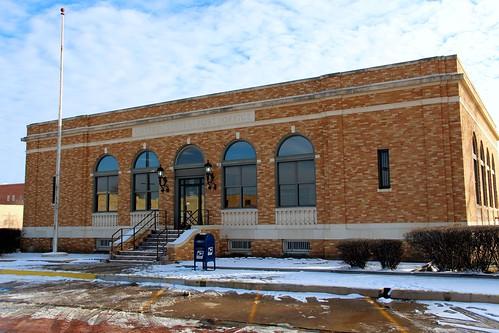 U.S. Post Office (Memphis, Texas)